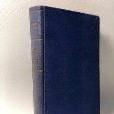 Livros em segunda mão: CURSO DE FILOSOFIA ·· REGIS JOLIVET ·· DESCLEE DE BROUWER ·· 1958. Lote 218835848