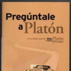 Gebrauchte Bücher - PREGUNTALE A PLATON - LOU MARINOFF * - 118437447
