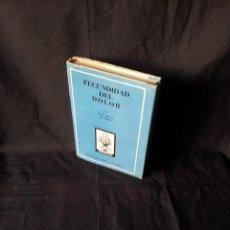 Libros de segunda mano: LUIS MARIA DE CADIZ - FECUNDIDAD DEL DOLOR - COLECCION ORO 144/145 - ATLANTIDA PRIMERA EDICION 1953. Lote 120963683