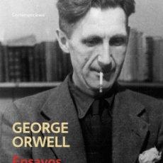 Libros de segunda mano: ENSAYOS. - ORWELL, GEORGE.. Lote 122054091