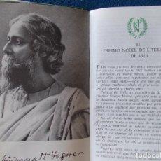 Libros de segunda mano: OBRAS ESCOGIDAS RABINDRANAZ TAGORE. Lote 124015007