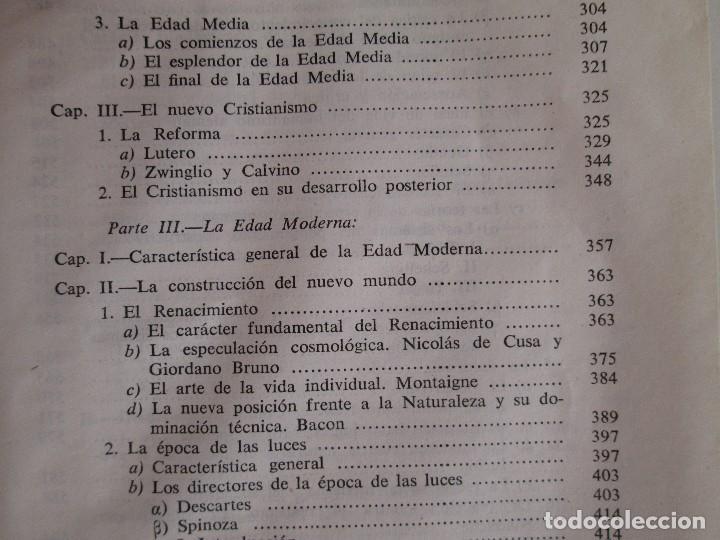 Libros de segunda mano: RUDOLF CHRISTOPH EUCKEN. OBRAS ESCOGIDAS. LOS GRANDES PENSADORES: SU TEORIA EN LA VIDA..AGUILAR 1957 - Foto 16 - 127979331