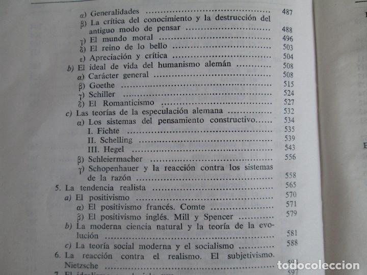 Libros de segunda mano: RUDOLF CHRISTOPH EUCKEN. OBRAS ESCOGIDAS. LOS GRANDES PENSADORES: SU TEORIA EN LA VIDA..AGUILAR 1957 - Foto 18 - 127979331