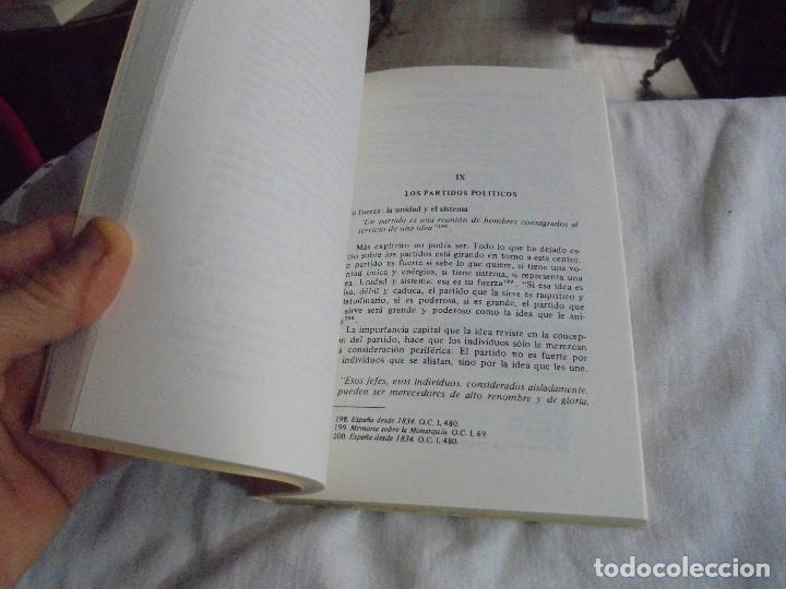 Libros de segunda mano: LA FILOSOFIA POLITICA DE DONOSO CORTES.SANTOS PEREZ.UNIVERSIDAD CATOLICA DEL ECUADOR QUITO 1958 - Foto 4 - 128721487