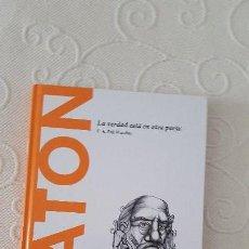 Libros de segunda mano: PLATON, E. A. DAL MASCHIO. Lote 128822391
