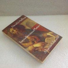 Libros de segunda mano: INTRODUCCIÓN A PLATÓN. MELLING, DAVID J. ALIANZA 1991. Lote 128975927