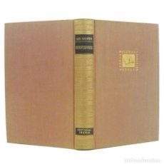 Libros de segunda mano: 1951 - SAN AGUSTÍN: CONFESIONES - PADRES DE LA IGLESIA, PATRÍSTICA - EDITORIAL IBERIA - TELA. Lote 130354154