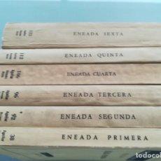 Libros de segunda mano: ENEADAS--PLOTINO-6 TOMOS COMPLETA--AGUILAR -BUENOS AIRES-1960-64-65-66-67-67 RESPEC.. Lote 133490049