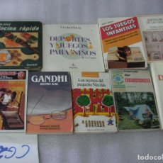 Libros de segunda mano: GANDHI - HEIMO RAU (CG2). Lote 132179710