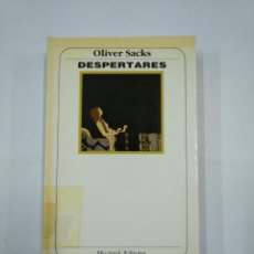 Libros de segunda mano: DESPERTARES. - OLIVER SACKS - MUCHNICK EDITORES. TDK352. Lote 133000878