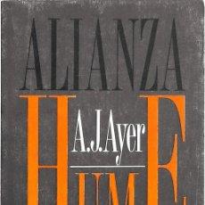 Libros de segunda mano: HUME – A.J. AYER. Lote 136191734