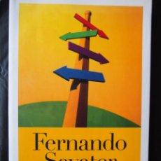 Libros de segunda mano - ETICA PARA AMADOR. ARIEL SAVATER, FERNANDO - 136859978