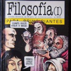 Libros de segunda mano: FILOSOFIA I - PARA PRINCIPIANTES OSBORNE, -. EDNEY. Lote 136868818