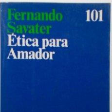 Libros de segunda mano - fernando savater etica para amador ariel - 137212514