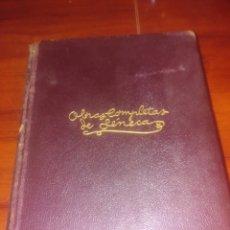 Libros de segunda mano: OBRAS COMPLETAS LUCIO ANNEO SENECA. Lote 138536013