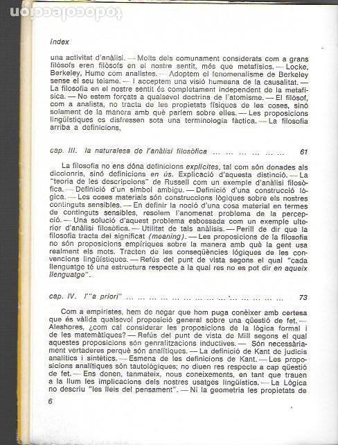 Libros de segunda mano: Llenguatge, veritat i lògica / A.J. Ayer. València : Garbí, 1969. 22x17cm. 164 p. - Foto 3 - 138959058