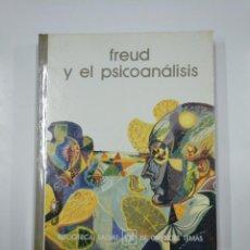 Libros de segunda mano: FREUD Y EL PSICOANALISIS. BIBLIOTECA SALVAT DE GRANDES TEMAS Nº 28. TDK177. Lote 139960242