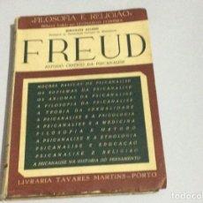 Second hand books - Freud, Estudio crítico de Psicoanalisis, Rudolph Allers, 1946 - 140287054