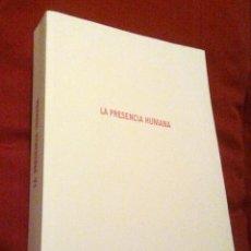 Libros de segunda mano: LA PRESENCIA HUMANA. ENSAYO DE FENOMENOLOGÍA SOCIOLÓGICA (DE MONTERO Y MOLINER). Lote 140606654
