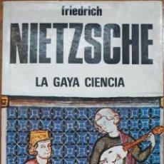 Libri di seconda mano: LA GAYA CIENCIA 1990. Lote 141661634
