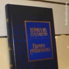 Libros de segunda mano: TOMO TAPA DURA HISTORIA DEL PENSAMIENTO Nº 6 FILOSOFIA CONTEMPORANEA N. ABBAGNANO - SARPE . Lote 143499950