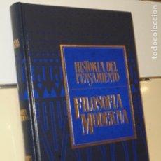 Libros de segunda mano: TOMO TAPA DURA HISTORIA DEL PENSAMIENTO Nº 3 FILOSOFIA MODERNA N. ABBAGNANO - SARPE . Lote 143500962
