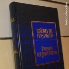 Libros de segunda mano: TOMO TAPA DURA HISTORIA DEL PENSAMIENTO Nº 5 FILOSOFIA DEL ROMANTICISMO N. ABBAGNANO - SARPE . Lote 143503098
