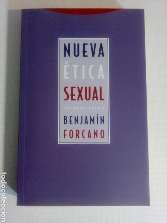 NUEVA ÉTICA SEXUAL (Libros de Segunda Mano - Pensamiento - Filosofía)