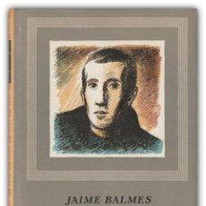 Libros de segunda mano: 1960 - JAIME BALMES: HISTORIA DE LA FILOSOFÍA. TRATADO DE ESTÉTICA - ED. IBERIA, OBRAS MAESTRAS. Lote 144318250