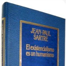 Libros de segunda mano: EL EXISTENCIALISMO ES UN HUMANISMO - JEAN-PAUL SARTRE - ENE. Lote 147370610