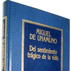 Libros de segunda mano: DEL SENTIMIENTO TRAGICO DE LA VIDA - MIGUEL DE UNAMUNO - ENE. Lote 147370946
