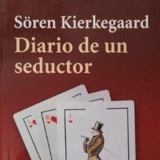 Livres d'occasion: DIARIO DE UN SEDUCTOR (SÖREN KIERKEGAARD). Lote 150584102