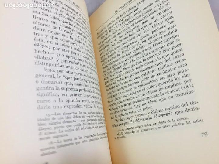 Libros de segunda mano: INTRODUCCION A LA LECTURA DE PLATON ALEXANDRE KOYRE Editorial Cajica Puebla México 1947 - Foto 6 - 150839566