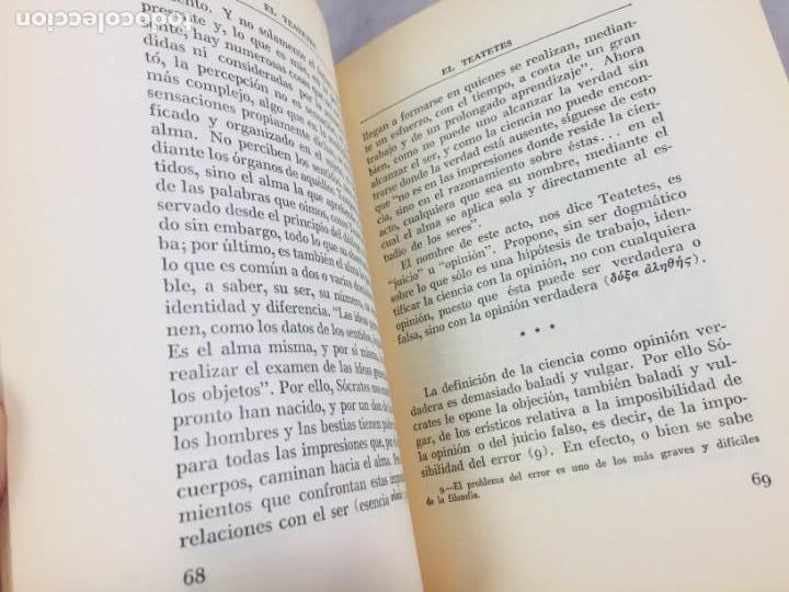 Libros de segunda mano: INTRODUCCION A LA LECTURA DE PLATON ALEXANDRE KOYRE Editorial Cajica Puebla México 1947 - Foto 7 - 150839566