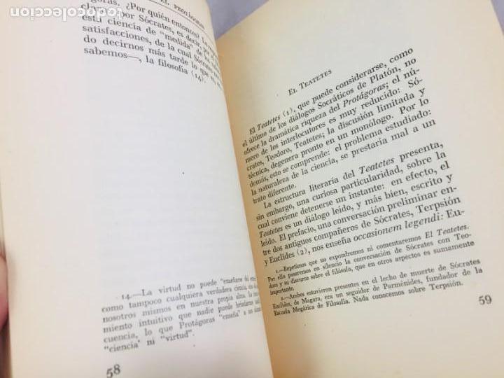 Libros de segunda mano: INTRODUCCION A LA LECTURA DE PLATON ALEXANDRE KOYRE Editorial Cajica Puebla México 1947 - Foto 8 - 150839566