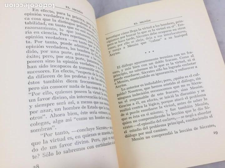 Libros de segunda mano: INTRODUCCION A LA LECTURA DE PLATON ALEXANDRE KOYRE Editorial Cajica Puebla México 1947 - Foto 11 - 150839566