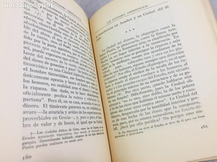 Libros de segunda mano: INTRODUCCION A LA LECTURA DE PLATON ALEXANDRE KOYRE Editorial Cajica Puebla México 1947 - Foto 13 - 150839566