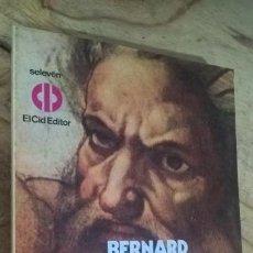 Libros de segunda mano: EL TESTAMENTO DE DIOS. BERNARD ENRI LEVY. SELEVEN/ EL CID EDITOR 1979. . Lote 151013122