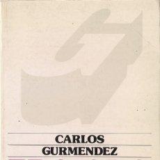Libros de segunda mano: CARLOS GURMÉNDEZ : TRATADO DE LAS PASIONES. (FONDO DE CULTURA ECONÓMICA, 1985). Lote 153230290