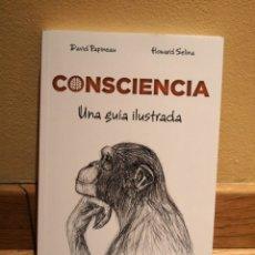 Libri di seconda mano: CONSCIENCIA UNA GUÍA ILUSTRADA DAVID PAPINEAU. Lote 153893437