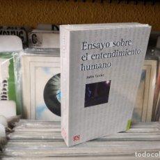 Libros de segunda mano: ENSAYO SOBRE EL ENTENDIMIENTO HUMANO JOHN LOCKE,FCE. Lote 154920962