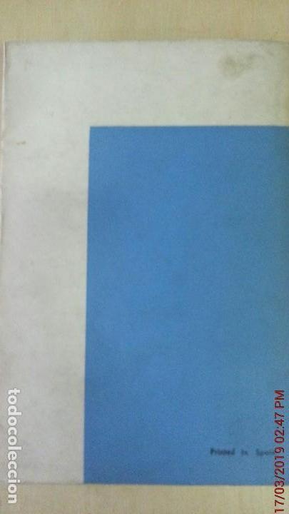 Libros de segunda mano: EL HOMBRE UN SER EN VÍAS DE REALIZACIÓN - GUILLERMO A. NICOLÁS - ED. GREDOS - AÑO 1974 - 1ªEDICIÓN - Foto 8 - 155854922