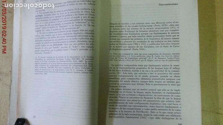 Libros de segunda mano: DICCIONARIO ENCICLOPÉDICO DE LAS CIENCIAS DEL LENGUAJE-OSWALD DUCROT-TRVETAN TODOROV-AÑO 1974 - Foto 5 - 155856290