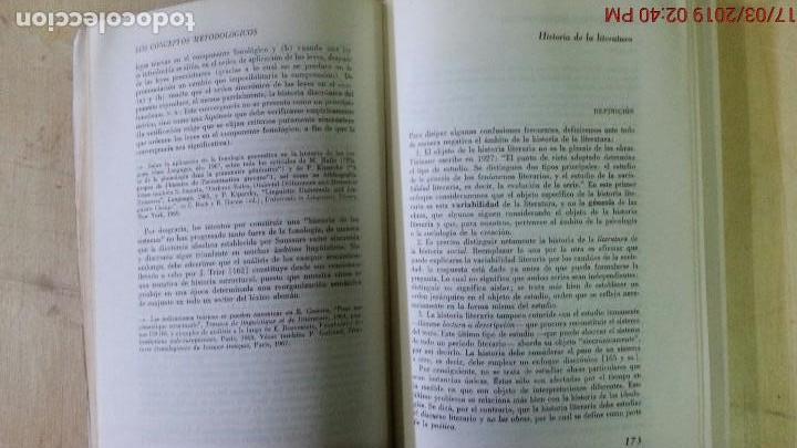 Libros de segunda mano: DICCIONARIO ENCICLOPÉDICO DE LAS CIENCIAS DEL LENGUAJE-OSWALD DUCROT-TRVETAN TODOROV-AÑO 1974 - Foto 6 - 155856290
