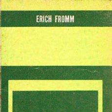 Libros de segunda mano: EL ARTE DE AMAR (ERICH FROMM). Lote 156039086