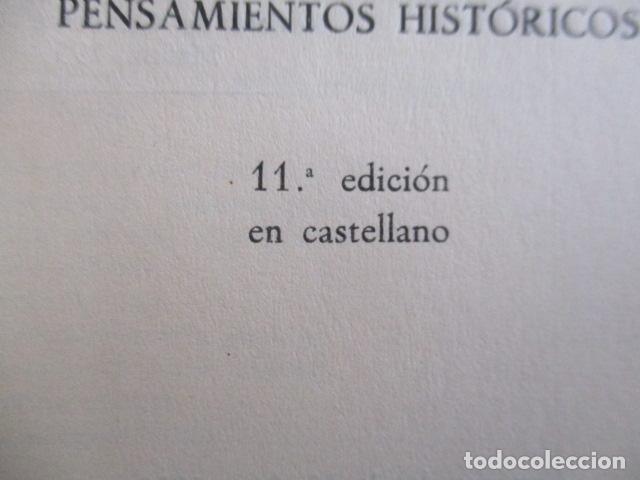 Libros de segunda mano: ESPAÑA INVERTEBRADA -- JOSE ORTEGA Y GASSET -- REVISTA DE OCCIDENTE - 1959 - Foto 8 - 156766978