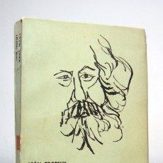 Libros de segunda mano: EL PENSAMIENTO VIVO DE KARL MARX (1962), DE LEÓN TROTSKY, LOSADA, BIBLIOTECA DEL PENSAMIENTO VIVO.. Lote 157274030