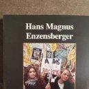Libros de segunda mano: ENSAYOS SOBRE LAS DISCORDIAS. HANS MAGNUS ENZENSBERGER. ANAGRAMA COLECCION ARGUMENTOS 2016 PRIMERA E. Lote 158186430