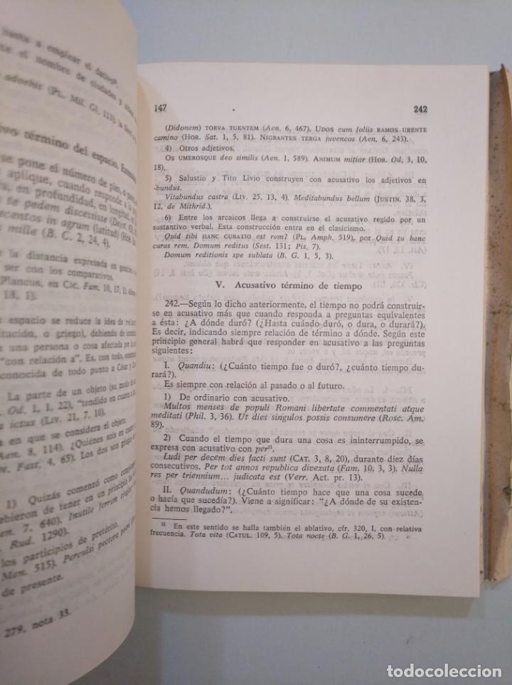 Libros de segunda mano: CARTAS MORALES. OBRAS COMPLETAS. LUCIO ANNEO SENECA. 1951. 2 VOLUMENES. TOMO I Y II. TDK379 - Foto 2 - 158681530