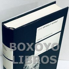 Libros de segunda mano: ORTEGA Y GASSET, JOSÉ. OBRAS COMPLETAS TOMO VI (1941-1955). Lote 159062010